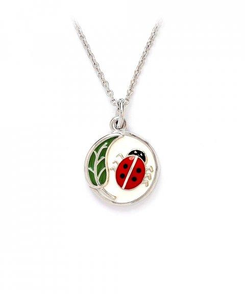 Chrysalis Ladybug Joia Colar CRNC0006SP