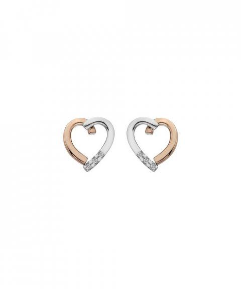 Hot Diamonds Glide Joia Brincos Mulher DE471
