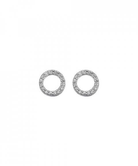 Hot Diamonds Bliss Joia Brincos Mulher DE534