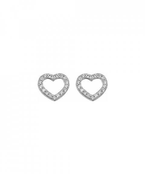 Hot Diamonds Bliss Joia Brincos Mulher DE535