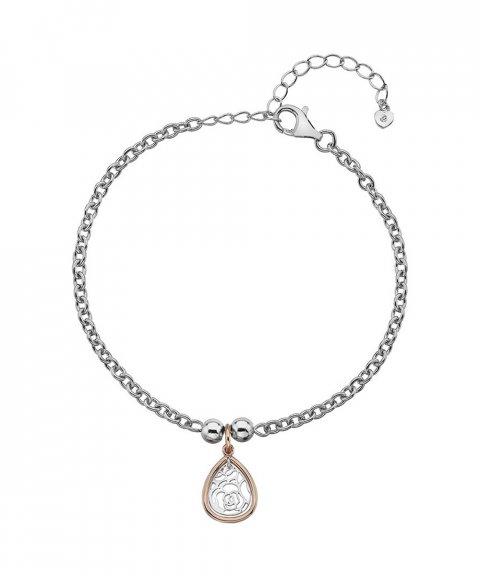 Hot Diamonds Faith Teardrop Joia Pulseira Mulher DL562