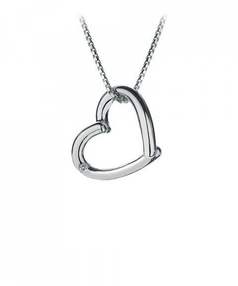 Hot Diamonds Just Add Love Joia Colar Mulher DP214