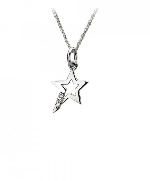 Hot Diamonds Star Joia Colar Mulher DP265