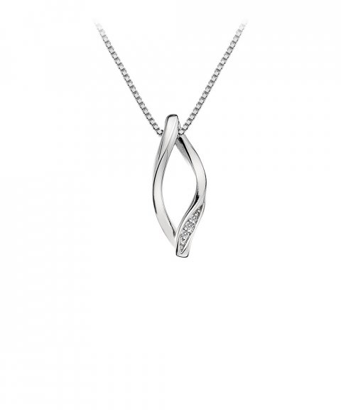 Hot Diamonds Simply Sparkle Joia Colar Mulher DP458