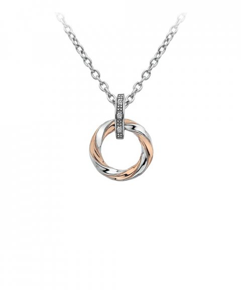 Hot Diamonds Breeze Joia Colar Mulher DP629