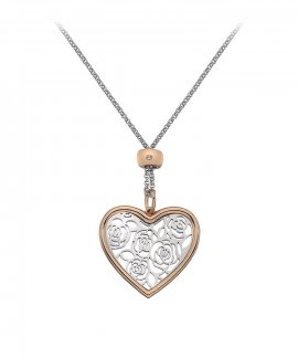 Hot Diamonds Faith Heart Joia Colar Mulher DP655
