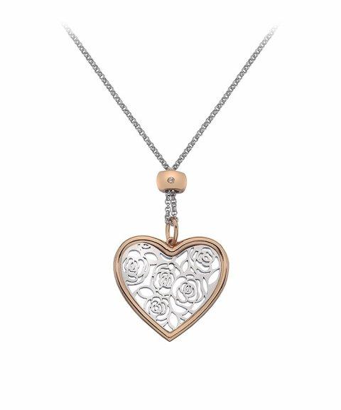 Hot Diamonds Faith Heart Joia Colar Mulher DP655