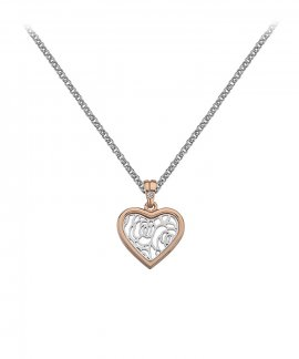 Hot Diamonds Faith Heart Joia Colar Mulher DP657