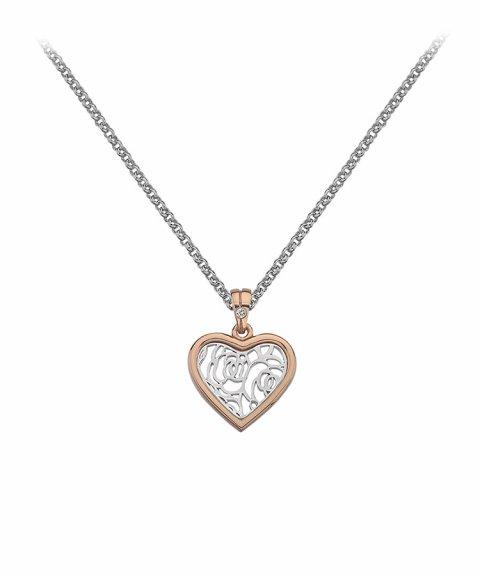 Hot Diamonds Faith Heart Joia Colar Mulher DP657
