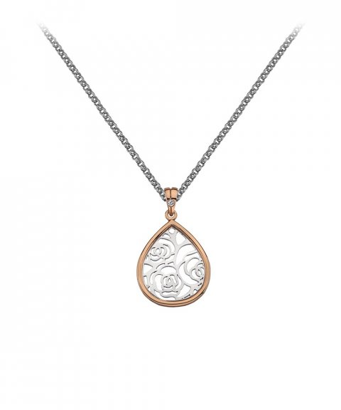 Hot Diamonds Faith Teardrop Joia Colar Mulher DP658