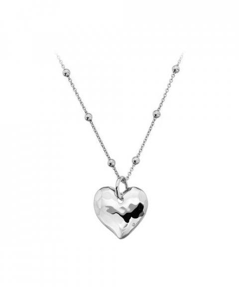 Hot Diamonds Touch Heart Joia Colar Mulher DP678