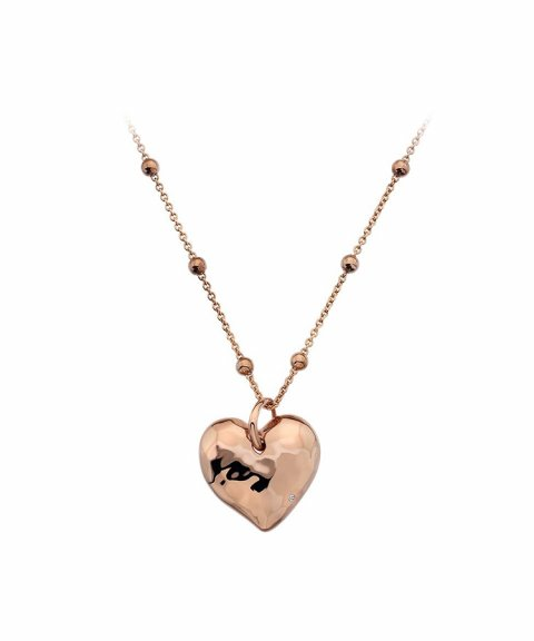 Hot Diamonds Touch Heart Joia Colar Mulher DP679