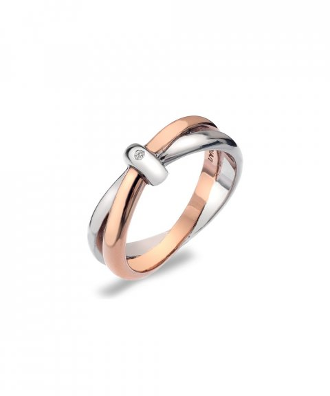 Hot Diamonds Eternity Joia Anel Mulher DR112
