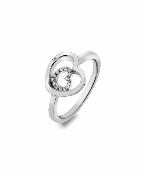 Hot Diamonds Adorable Joia Anel Mulher DR201