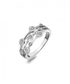 Hot Diamonds Tender Joia Anel Mulher DR207