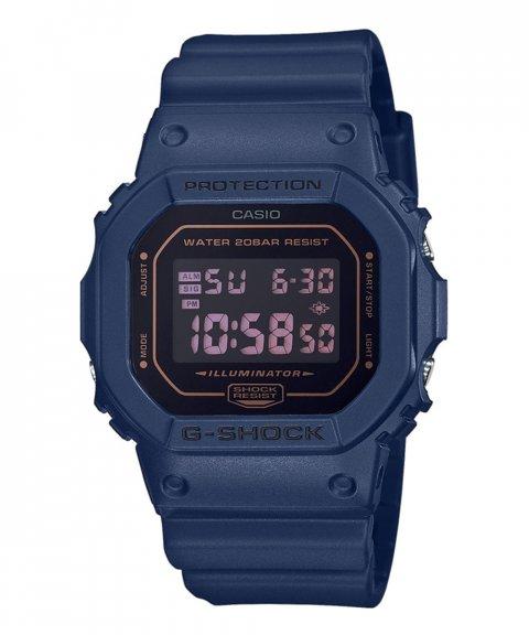 Casio G-Shock Metallic Mirror Face Relógio Homem DW-5600BBM-2ER