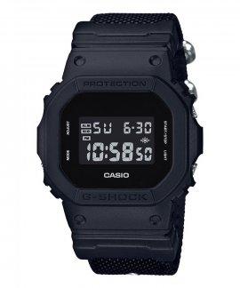 Casio G-Shock Black Out Cloth Relógio Homem DW-5600BBN-1ER