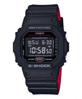 Casio G-Shock Classic Black and Red Relógio Homem DW-5600HR-1ER
