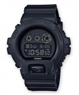 Casio G-Shock Black Out Basic Relógio Homem DW-6900BB-1ER
