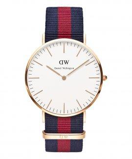 Daniel Wellington Classic Oxford 40 Relógio Homem DW00100001