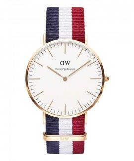 Daniel Wellington Classic Cambridge 40 Relógio Homem DW00100003