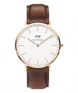 Daniel Wellington Classic St Mawes 40 Relógio Homem DW00100006