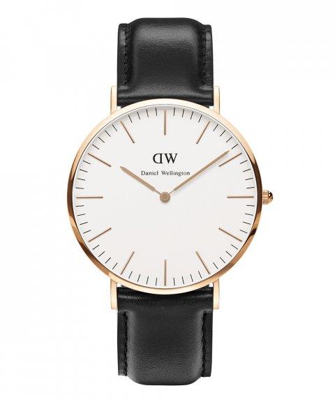 Daniel Wellington Classic Sheffield 40 Relógio Homem DW00100007
