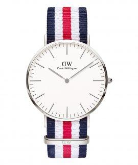 Daniel Wellington Classic Canterbury 40 Relógio Homem DW00100016