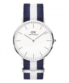 Daniel Wellington Classic Glasgow 40 Relógio Homem DW00100018