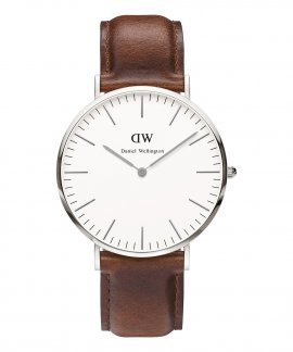 Daniel Wellington Classic St Mawes 40 Relógio Homem DW00100021