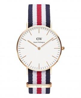 Daniel Wellington Classic Canterbury 36 Relógio Mulher DW00100030