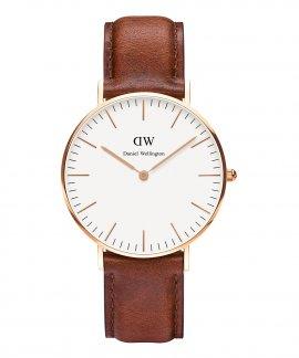 Daniel Wellington Classic St Mawes 36 Relógio Mulher DW00100035