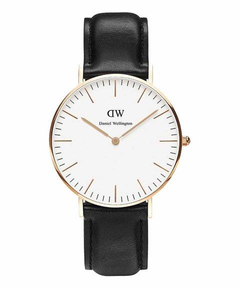 Daniel Wellington Classic Sheffield 36 Relógio Mulher DW00100036