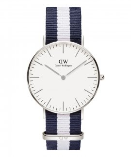 Daniel Wellington Classic Glasgow 36 Relógio Mulher DW00100047