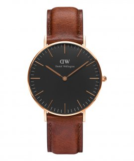 Daniel Wellington Classic St Mawes 36 Relógio Mulher DW00100136