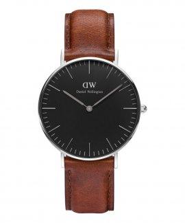 Daniel Wellington Classic St Mawes 36 Relógio Mulher DW00100142