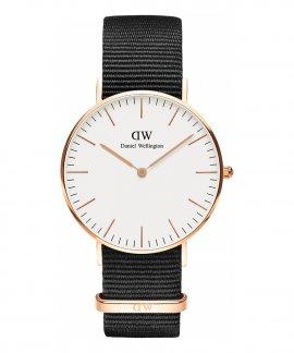 Daniel Wellington Classic Cornwall 36 Relógio Mulher DW00100259