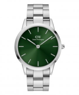 Daniel Wellington Iconic Link Emerald 40 Relógio Homem DW00100427