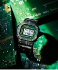 Casio G-Shock Limited Edition Carbon Core Guard Pack Relógio Homem DWE-5600CC-3ER