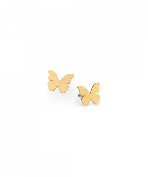 Omnia Wild Butterfly Joia Brincos Mulher E1166-D
