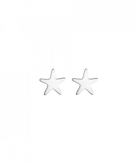Omnia Wild Sea Star Joia Brincos Mulher E1167-P