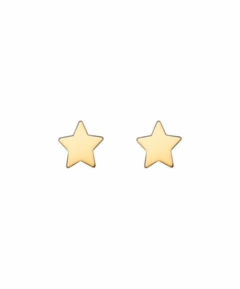 Omnia Sky Star Joia Brincos Mulher E1516-D