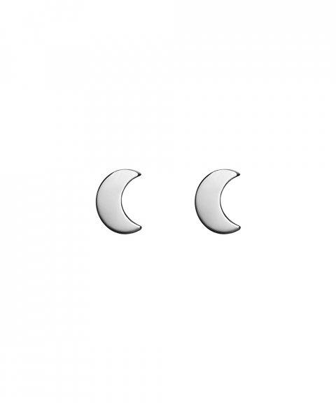 Omnia Sky Moon Joia Brincos Mulher E1518-P