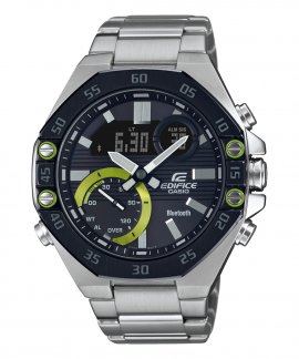 Casio Edifice Bluetooth Relógio Homem ECB-10DB-1AEF