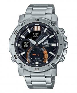 Casio Edifice Bluetooth Relógio Homem ECB-20D-1AEF