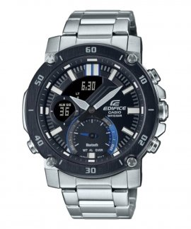 Casio Edifice Bluetooth Relógio Homem ECB-20DB-1AEF