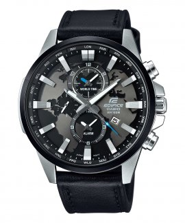 Casio Edifice Classic World Map Relógio Homem EFR-303L-1AVUEF