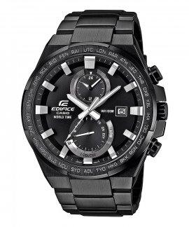 Casio Edifice Premium Chronograph Relógio Homem EFR-542BK-1AVUEF