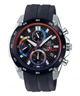 Casio Edifice Classic Premium Toro Rosso Relógio Homem Chronograph EFR-557TRP-1AER