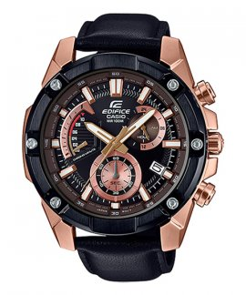 Casio Edifice Bulky Chronograph Relógio Homem EFR-559BGL-1AVUEF